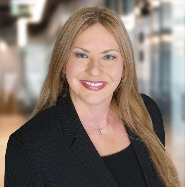 Alicia Shevetone, Senior Vice President