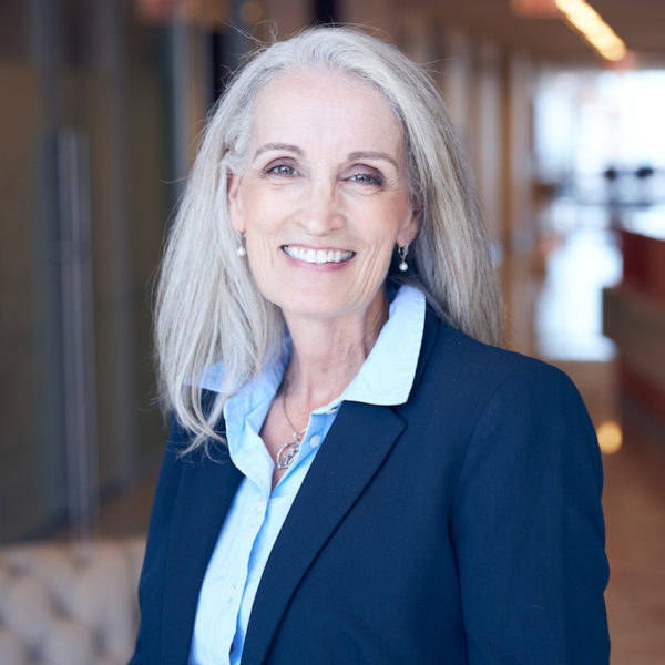 Peggy Rackstraw, EVP of Strategic Partnerships