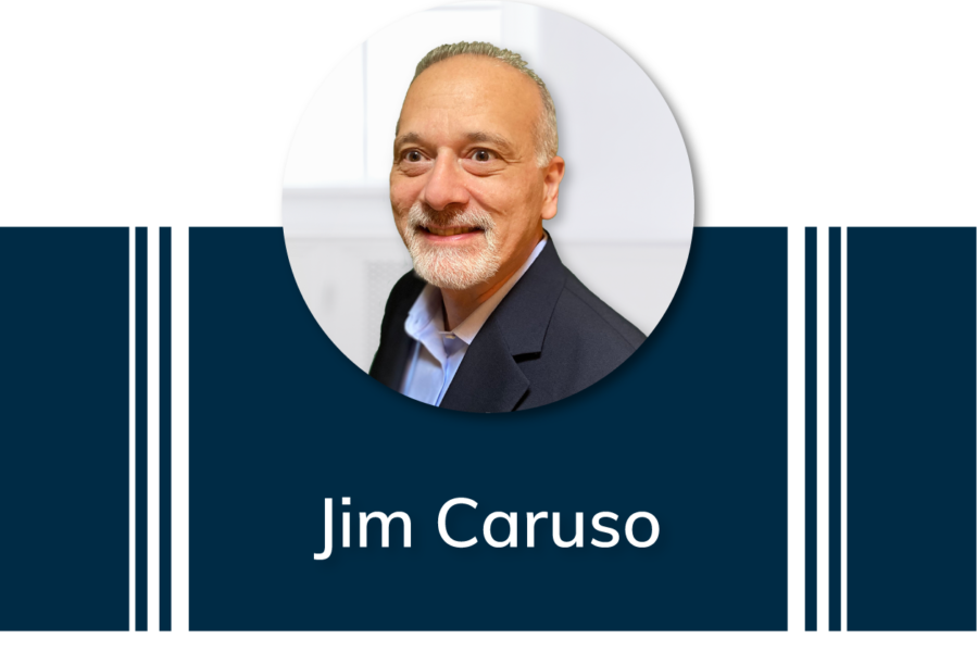 Jim Caruso, Talent Development and Business Simulation Specialist