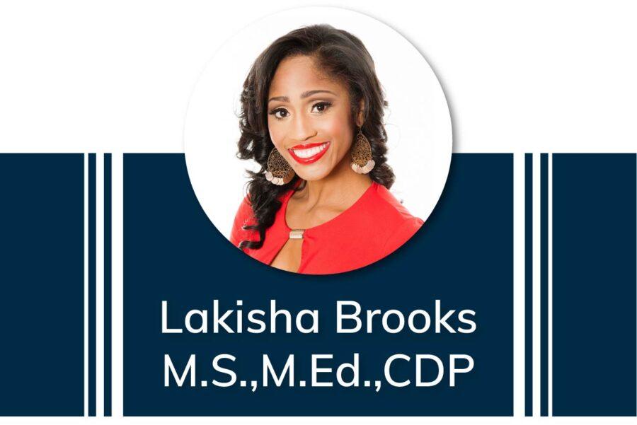 Lakisha Brooks - Award-winning Talent Management Executive