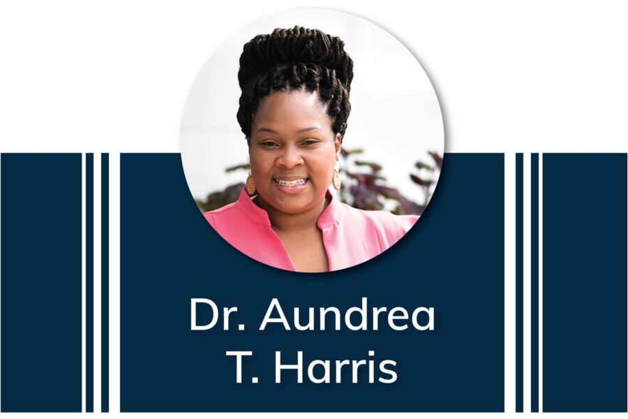 Aundrea Harris - Industrial/Organizational Psychologist and Leadership Expert