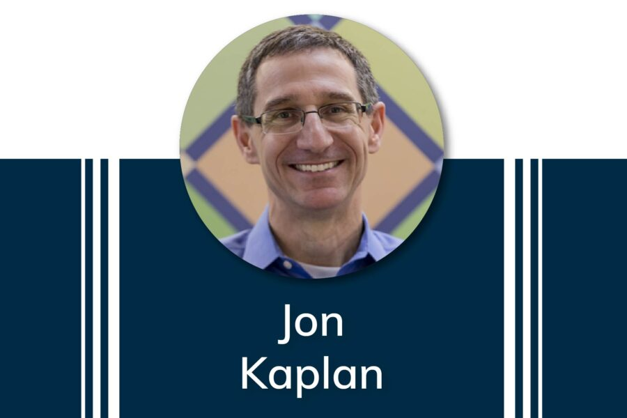 Jon Kaplan Learning Strategy + Chief Learning Officer