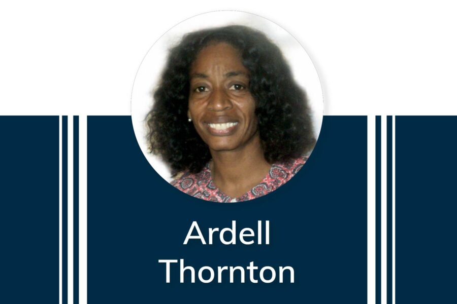 Ardell Thornton, Training Delivery/Facilitation
