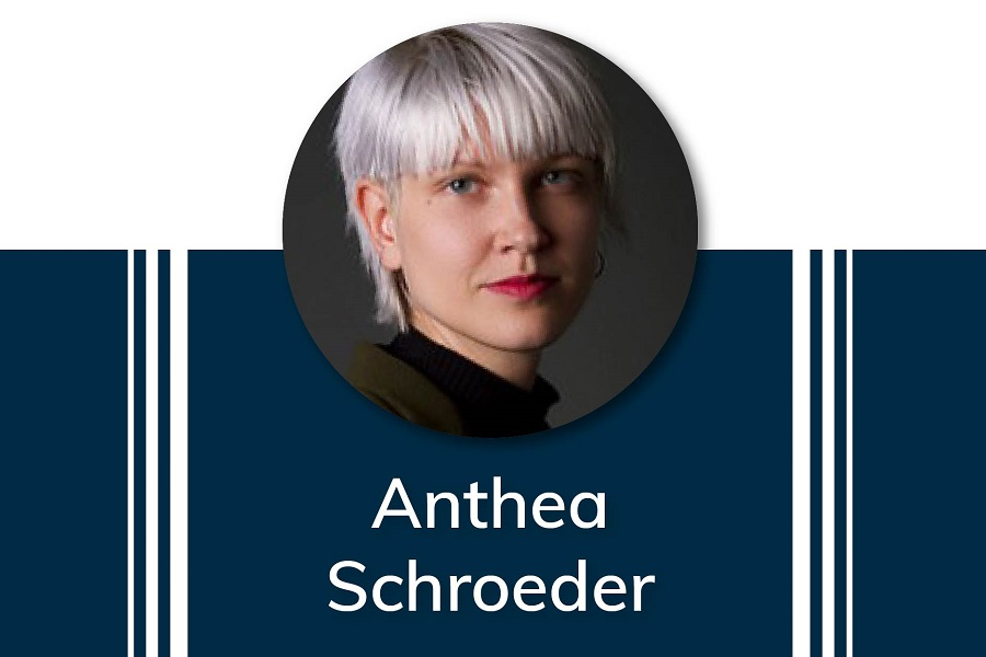 Anthea Schroeder, An Instructional Designer Dedicated to Delivering Training Methods That Benefit Her Clients' Wellness and Growth